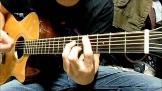 letter writer  豊崎愛生 Acoustic Guitar Instrumental