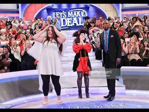 I Won on Let's Make A Deal!