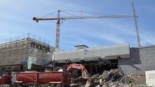 Apocalypse Now: Westfield Century City is Unrecognizable