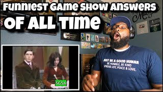 Funniest Game Show Answers Of All Time Reaction MP3