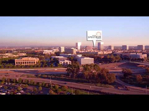 Commercial Real Estate Aerial Drone Video Production Orange County Irvine 58 Discovery Cushman & Wak