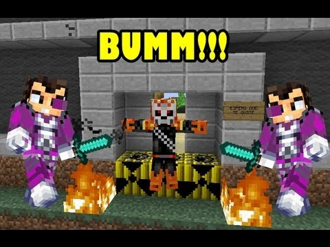 DESTRUYENDO LA CASA DE VEGETTA 777 :D | Minecraft Videos De Viajes
