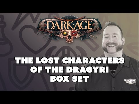 Dark Age: The Lost Characters of the Dragyri Box Set