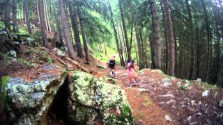 Marathon Mont Blanc 2013 Kilian Jornet, Marco De Gasperi ...URW