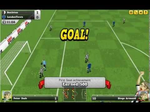 Bola Espn Arcade Gameplay 2012 Free Youtube
