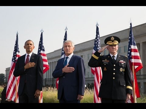 September 11th Observance Ceremony at the Pentagon