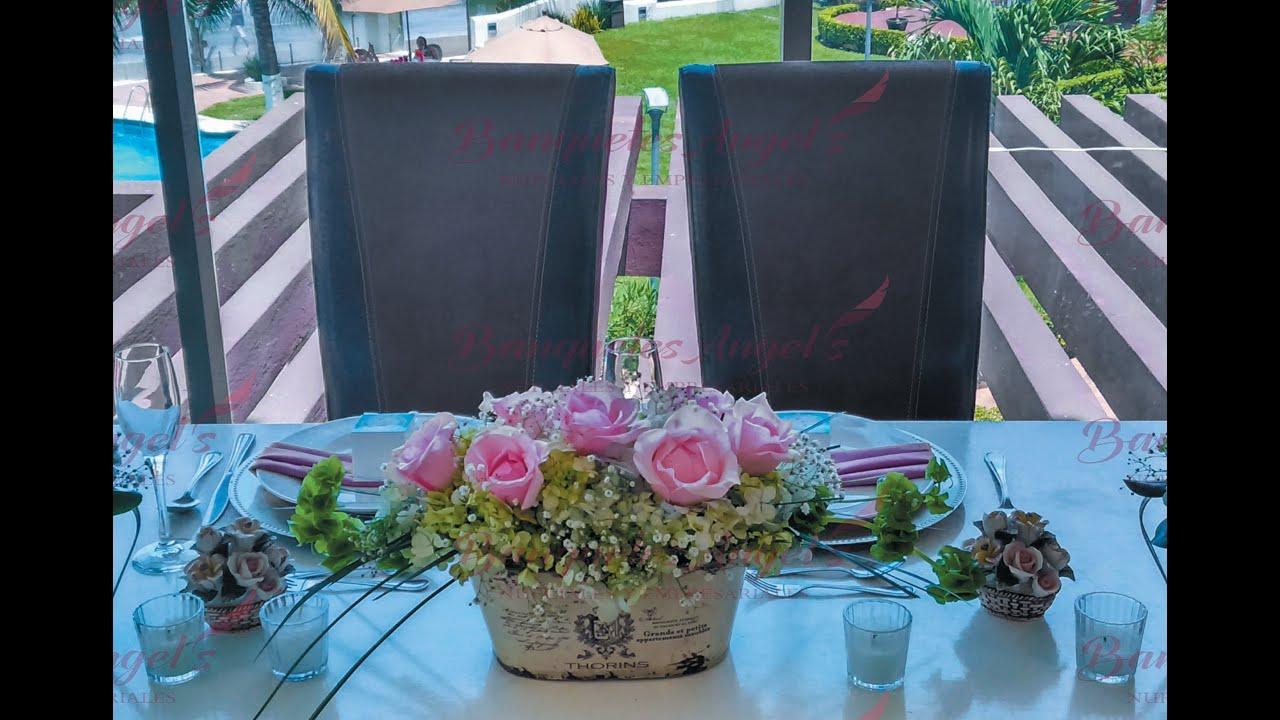 Decoraci n boda vintage por perla ficache youtube - Decoracion boda vintage ...