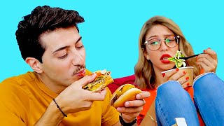 13 ABSOLUTELY TRUTHFUL FACTS ABOUT RELATIONSHIPS || Relatable comedy by 5-Minute FUN