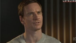 Michael Fassbender on the challenge of turning Assassin