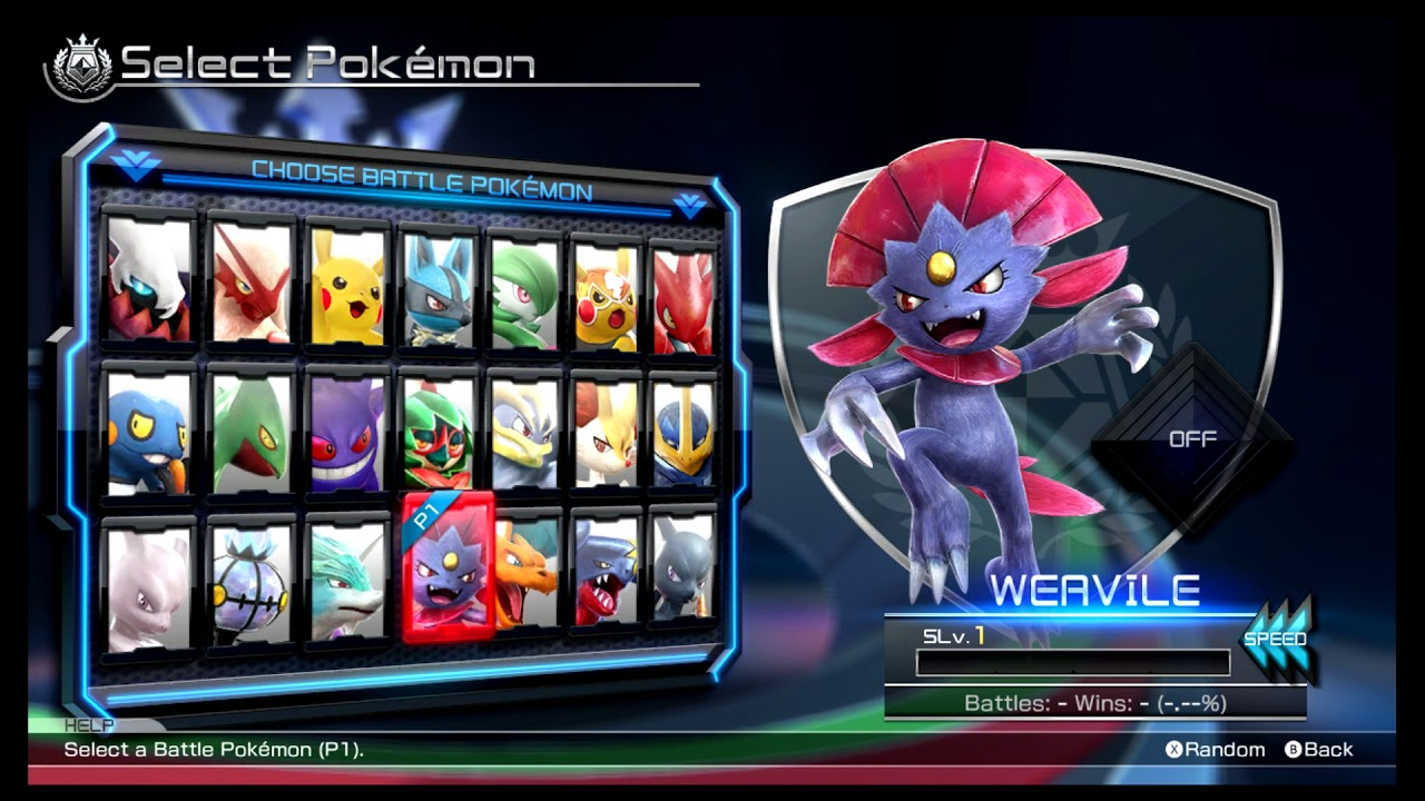 csg quick look pokken tournament dx full roster youtube