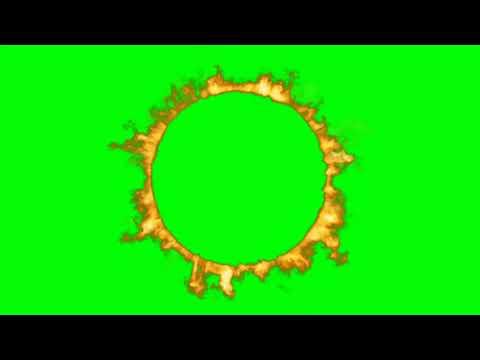 Футаж эквалайзер ( огненный)