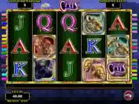 WOLF RUN IGT SLOT MACHINE BIG WINS AND FREE SPINS