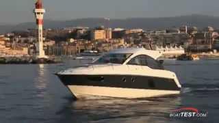 Gran Turismo 38 by Beneteau : sea trial, essai en mer - By BoatTest.com