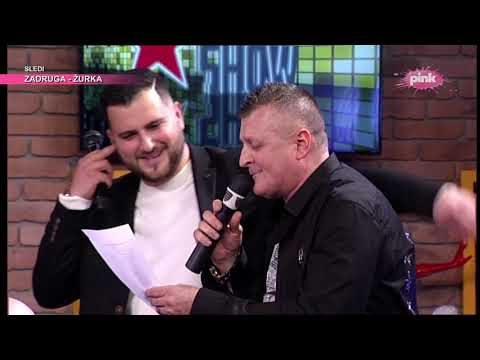 Goci bend - Splet pesama (Uživo) (Ami G Show S13) (Live) - AmiG Show
