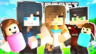 WE ADOPT OUR FIRST BABIES!! | Krewcraft Minecraft Survival | Episode 4 thumbnail