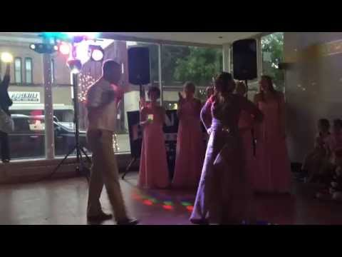 Groom And His Mom Go Head-To-Head In Epic Dance Battle | HuffPost Life