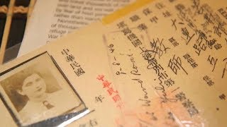 """Jewish refugee born in """"Shanghai Ghetto"""" offers her memories on Holocaust Remembrance Day"""