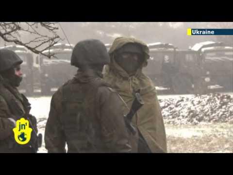 Ukraine Under Attack: Russian troops seize Kherson Oblast gas plant