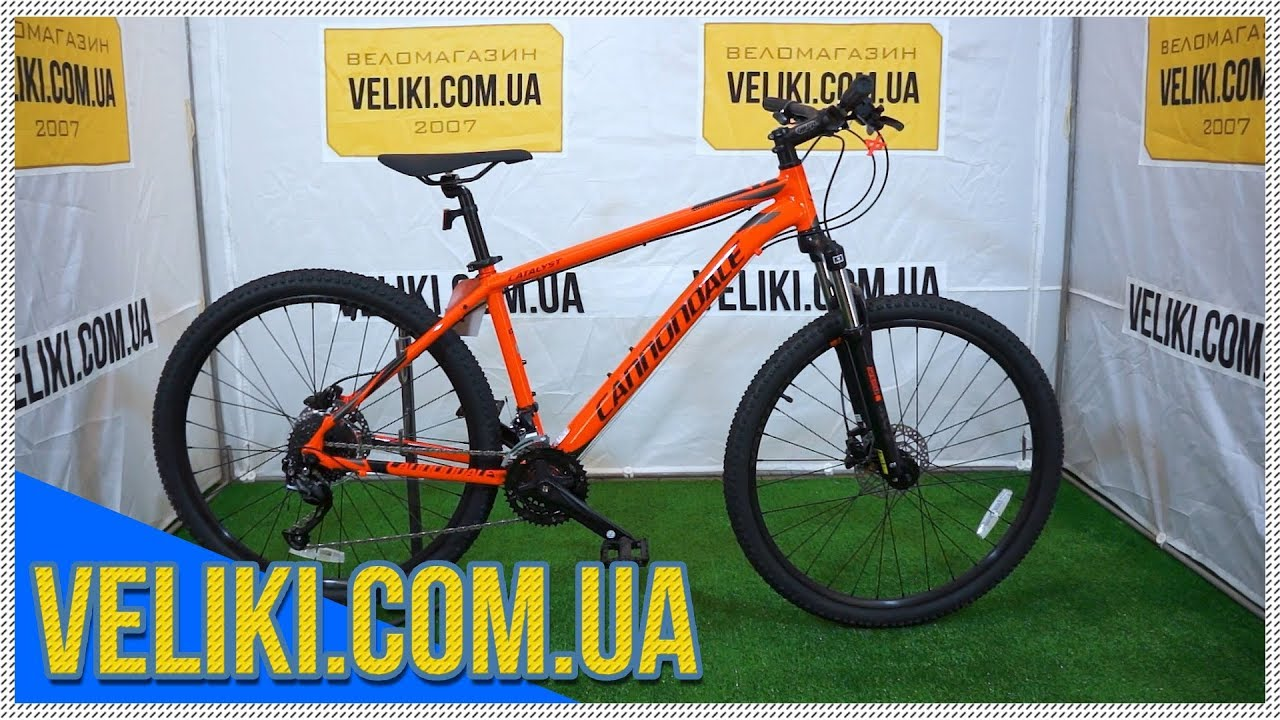 8f990db5766 Обзор велосипеда Cannondale Catalyst 2 27.5