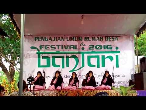 ABDI GUSTI - The Best Vocal Fesban di Banjarasri 2016
