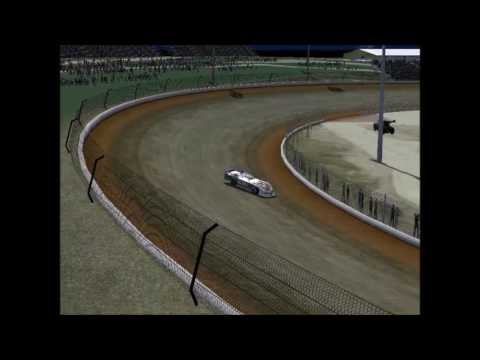 Super dirt late model at eldora speedway