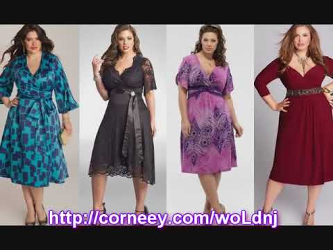 купить платья для полных женщин в новосибирске