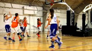 Maddie Willett Basketball Skills Video (LONG)