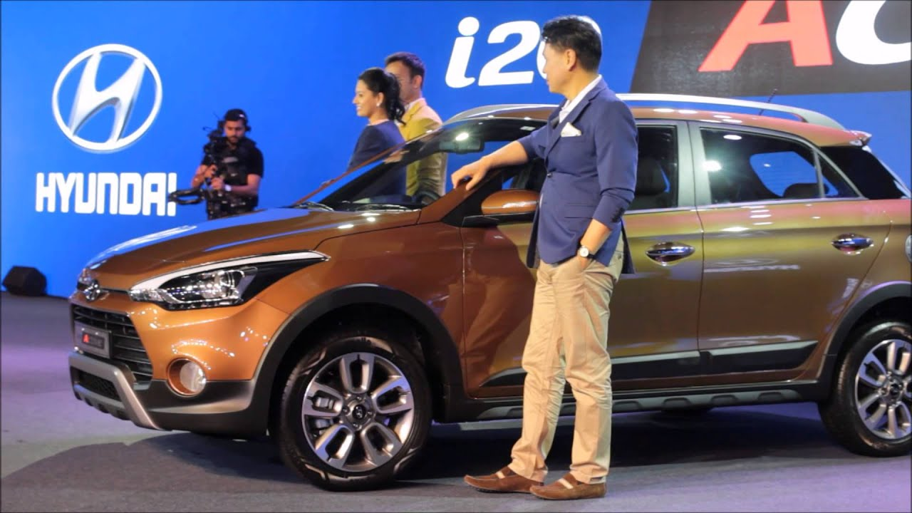 Hyundai I20 Active Launched In India Youtube