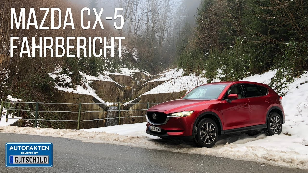 2018 mazda cx 5 fahrbericht probefahrt test autofakten. Black Bedroom Furniture Sets. Home Design Ideas
