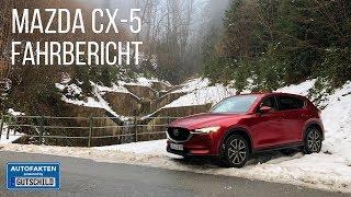 2018 Mazda CX 5 Fahrbericht Probefahrt Test Autofakten powered by GUTSCHILD