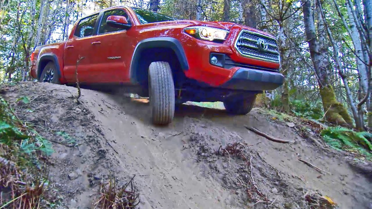 Watch on toyota tacoma transfer case