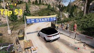 GTA 5 Siêu Xe #53 Vua Địa Hình Range Rover Đi Offroad Đường Đua Khắc Nghiệt Nhất Thế Giới Và Cái Kết