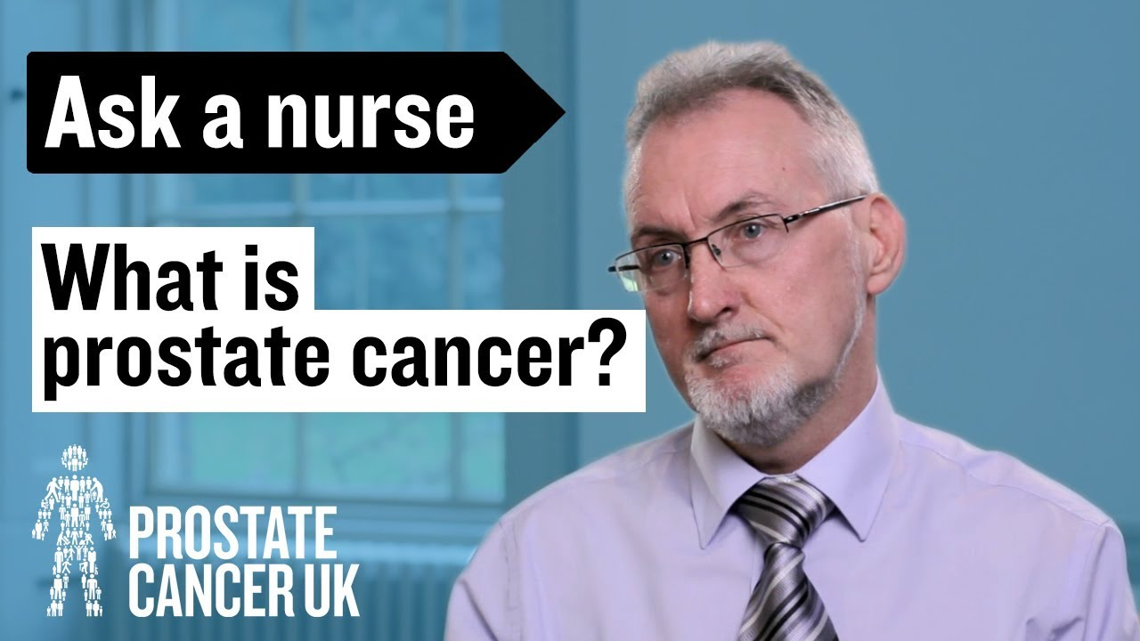 About prostate cancer | Prostate Cancer UK