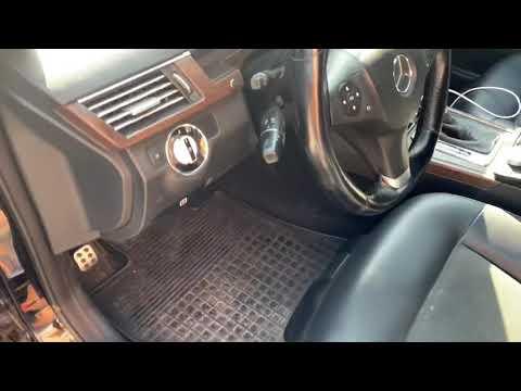 Mercedes Benz w212 стук мотора , решили проблему с натяжителем цепи и гидрокомпенсатороми