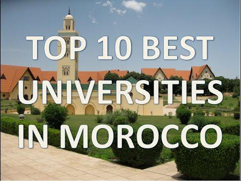 Top 10 Best Universities In Morocco/Top 10 Mejores Universidades De Marruecos