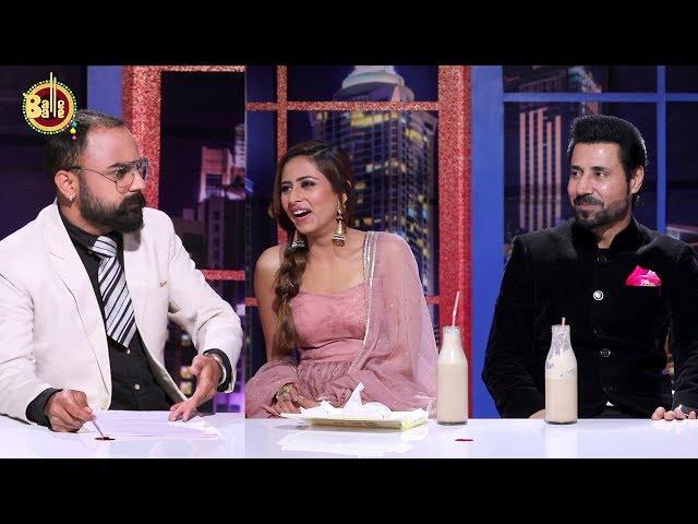 E16 - Khorupanti News with Lakha Ft. Binnu Dhillon, Sargun Mehta || Balle Balle TV || Full Interview
