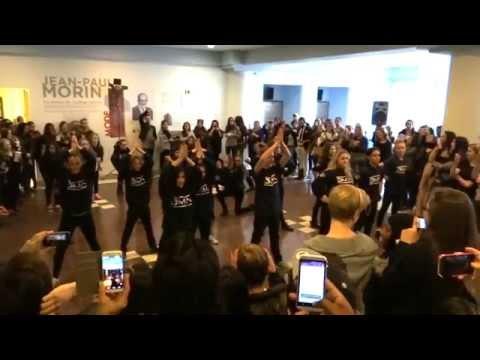 Flashmob Mode in the City - College LaSalle