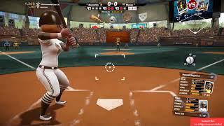 Super Mega Baseball 2 Gameplay (PC game).