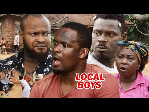 Download Local Boys 3&4 - Zubby Micheal 2018  Newest/Latest Nigerian Nollywood Movie/African Movie
