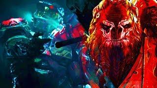 Halo Lore - Did this cutscene make ANY sense? (Atriox vs Red Team)