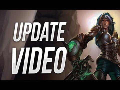 Adrian Riven Channel update