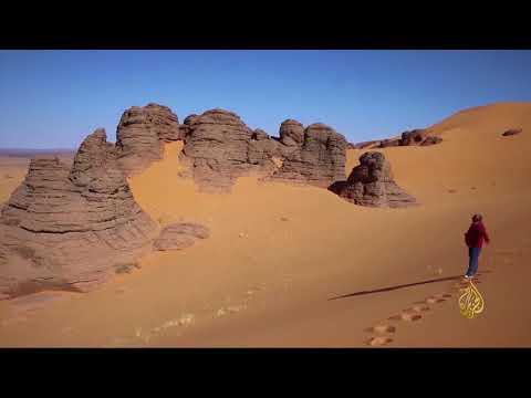 هذا الصباح - جبال أكاكوس الليبية.. تشكيلات من الفن الصخري  - نشر قبل 1 ساعة