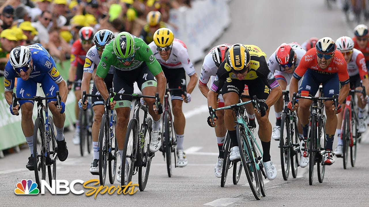 Tour de France 2019: Stage 7   EXTENDED HIGHLIGHTS   NBC Sports