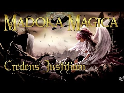 ★ Credens justitiam (2 Violins, Piano) | Madoka Magica