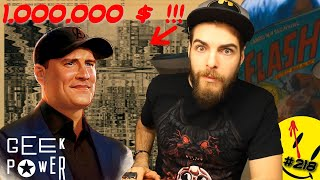 CE COMICS VAUT 1 MILLION DE DOLLARS !! & KEVIN FEIGE VS SCORSESE - JT Comics #218 - 13/11/19