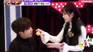 Infinite's Sunggyu x Lovelyz's Jiae moments in Singderella thumbnail