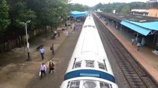 Vadakara Railway Station  Rush hour