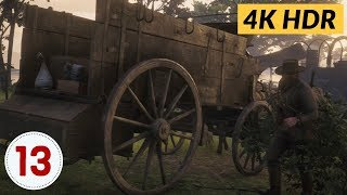 American Distillation. Ep.13 - Red Dead Redemption 2 [4K HDR] (reloaded)
