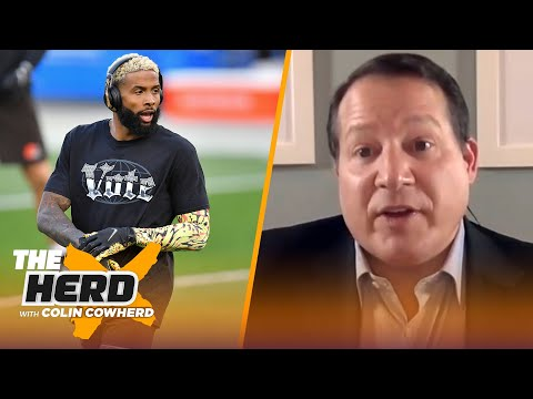 OBJ to Bucs would be 'rough' for any defense, Patriots pursuing Jimmy G — Mangini | NFL | THE HERD