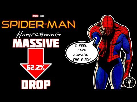 MASSIVE Drop for Spider-Man Homecoming! Are the Fans Turning on the Web-Head?